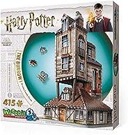 Fuchsbau - Harry Potter / The Burrow - Harry Potter. Puzzle 415 Teile: 3D-PUZZLE