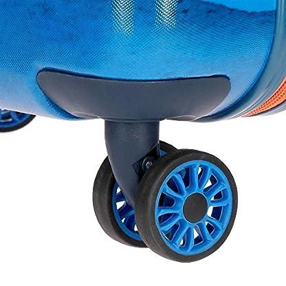 Pepe Jeans Fabio 6098761 Equipaje de Mano, 55 cm, 38 Litros, Azul