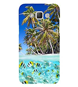 ifasho Designer Back Case Cover for Samsung Galaxy Grand 3 :: Samsung Galaxy Grand Max G720F (Beach Gowns For Women Puma Beach Idp Slippers Scenary Canvas Beach Jumpsuits For Women Sea Animals)
