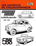 Archives du collectionneur N�39 Fiat...
