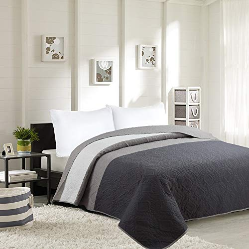 WSF-quilts, 1 STÜCKE liebevoll Elegante Europäische Floral Pinsonic Patchwork Mode cubrecama/tagesdecke/Quilt/tagesdecke/Sommer Bettdecke (Size : 220x240cm) -