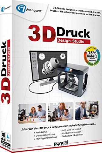 3D-Druck Design-Studio