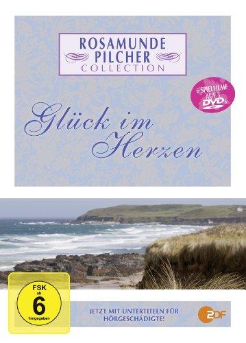 Rosamunde Pilcher Collection 14: Glück im Herzen (3 DVDs)