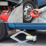 #6: Speedwav 2 in 1 Electronic Automatic Car Jack & Wrench Machine with Free Bag