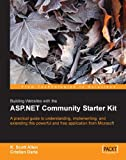 Image de Building Websites with the ASP.NET Community Starter Kit