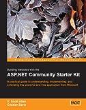 Image de Building Websites with the ASP.NET Community Starter Kit