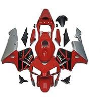 FairingkitNo1 Red Fairing Kit Plastic Fit for Honda 2003 2004