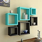 Mamta Decoration Floating Wall Shelf Rac...