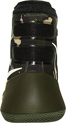 Nike Hyperdunk 2015 Prm, Chaussures de Sport-Basketball Homme CARGO KHAKI/SAIL-SEQUOIA-BMB