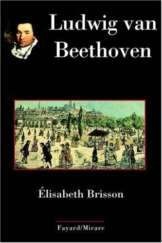 Ludwig van Beethoven par Elisabeth Brisson