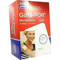 GOTA-POR Wundpflaster steril 100x150 mm 50 St preisvergleich bei billige-tabletten.eu