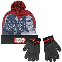 Conjunto gorro guantes Star Wars Disney,2unidades por pedido