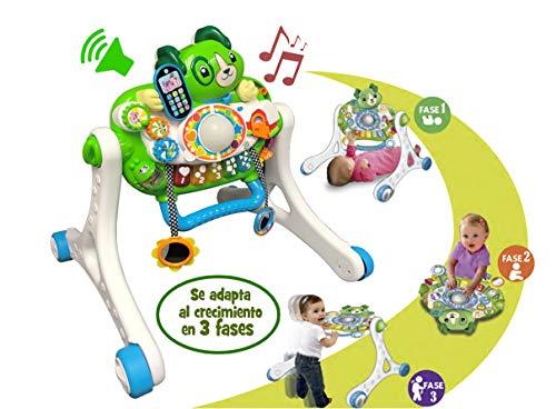 Centro De Actividades Evolutivas Socut 4 en 1 (CEFA Toys 00711)