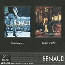 Coffret 2 CD : Paris Provinces / Boucan D'Enfer