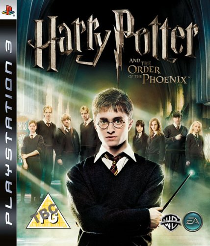Click for larger image of Harry Potter and the Order of the Phoenix (PS3)