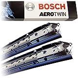 Bosch Paire de balais d'essuie-glace Aerotwin A297S 600/500 mm