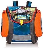 Scout Schulranzen Mega Starship Blau 49000385400