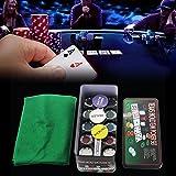 Unterbrechen Poker Chips–4G schwere Poker Chips in 200Stück pro Rolle Wert–viele Werte
