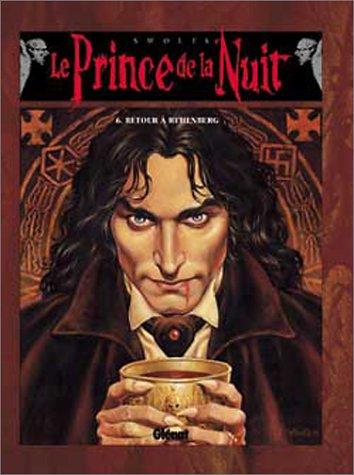 Le Prince de la Nuit, Tome 6 : Retour à