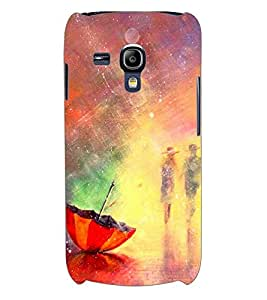 ColourCraft Printed Back Case Cover for SAMSUNG GALAXY S3 MINI I8190