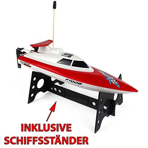 Feilun RC mini Speedboot FT008 - 5
