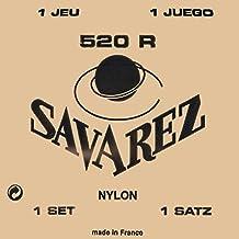 Savarez 7D42 - Juego cuerdas para guitarra clásica