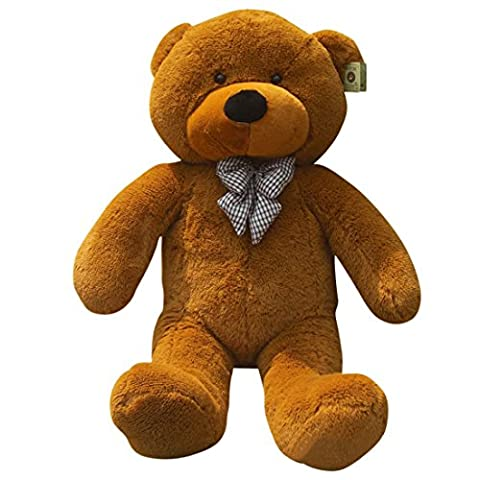 Peluches, Wolfbush 1.2M Ours en Peluche Géant Aimable Teddy Bear