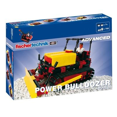Fischertechnik 16552 Power Bulldozer
