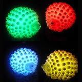 Koreyo LED Nacht Lampe Nachtlicht Lampe Farbwechsel Kinder Weihnachtsdekor Schlaf Baby / Kind / Erwachsene für Mädchen Schlafzimmer Geschenk (H04)