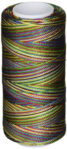 Iris Nylon Crochet Gewinde, 275-yard, Mexicana Print (Spool Knitting Machine)
