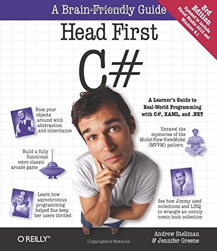 Head First C# -