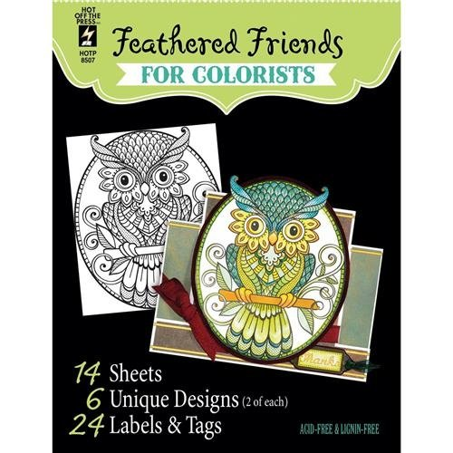 hot-off-the-press-coloring-book-5-inch-x-6-inch-birds-and-owls