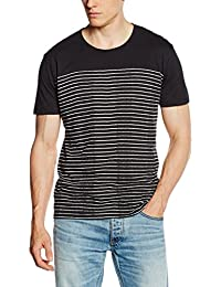 Selected Men's Shnwater Ss O-Neck Tee T-Shirt