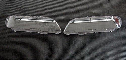 bmw-e53-x5-headlight-lenses-glass-lenses-left-right-99-03