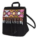 Mochila de Mujer ISIYINER Bohemia Mochila Clásico Estilo Bag para Escuela Viajar Compras Citas Fiesta Vacaciones