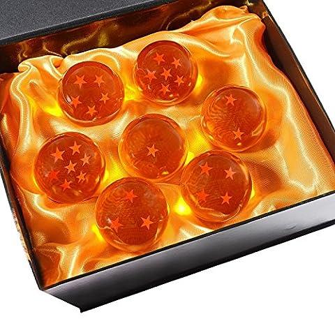 Dragon Ball Box - Dragon Ball Z 7 Cristaux avec Gift