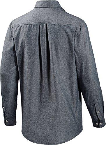 WESC larken chemise pour homme Bleu - Bleu iris