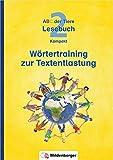 ABC der Tiere 2 – Lesebuch Kompakt · Wörtertraining zur Textentlastung: Förderausgabe