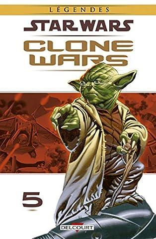 Star Wars - Clone Wars T5