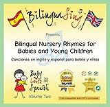Canciones para bebés en inglés e español   CD para aprender el inglés [Audio CD]   PREMIADO CD DE IDIOMAS 'BilinguaSing'