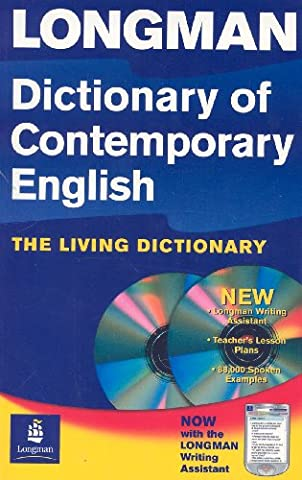 Longman Dictionary of Contemorary English 4th Edition 2005 Update Paper and CD-Rom