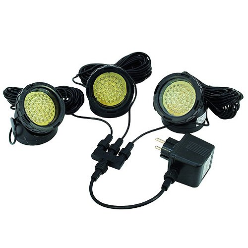 Eurolite 83309192 IP WW-40 LED Spot Licht (5 mm) blau
