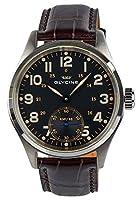 Glycine KMU 48 Kriegs Marine Uhren Manual Wind Stainless Steel Mens Watch 3906.19AT LB33 de Glycine