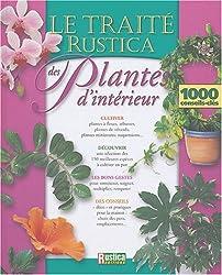 Le traité Rustica des Plantes d'intérieur