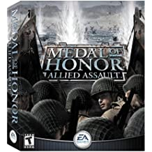MEDAL OF HONOR ALLIED ASSAULT: 2-DISCS