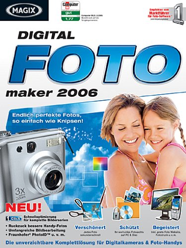 MAGIX Digital Foto Maker 2006 (Foto-maker)