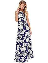 666704f6462 Amazon.fr   robe longue boheme - Robes   Femme   Vêtements