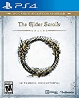 Bethesda Elder ScrollsOnline Tamriel Unlimited [Playstation 4]