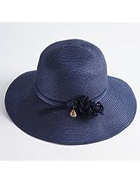 YXINY Viseras Sombreros Mujer Verano Protección Solar Visor Elegante Aire  Libre Sombrero para El Sol Protección 87a155a5e84