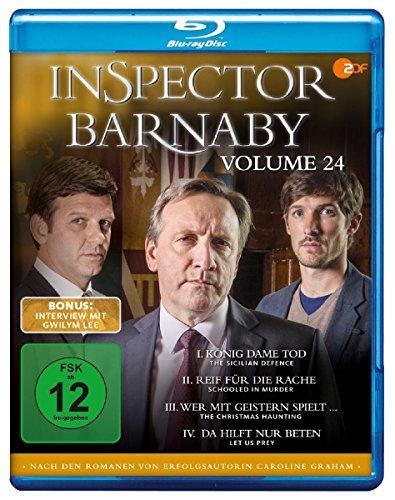 Inspector Barnaby, Vol.24 [Blu-ray]